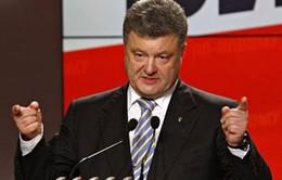 Tổng thống Ukraine: Cần tôn trọng thỏa thuận Minsk