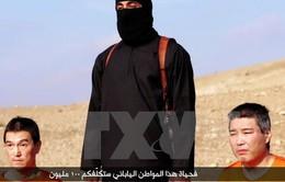 Lãnh đạo thế giới lên tiếng sau vụ IS hành quyết con tin Nhật