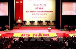Lào, Campuchia gửi điện mừng kỷ niệm 85 năm Ngày thành lập ĐCS Việt Nam