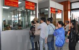 Vận hành mô hình kiểm tra tại cửa khẩu Lao Bảo