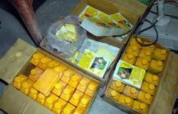 Thu giữ gần 9 tấn phân bón không rõ nguồn gốc tại Đồng Tháp