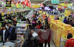 Thị trường thực phẩm Tết ổn định giá