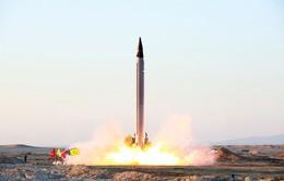Iran khẳng định tính hợp pháp của vụ phóng tên lửa