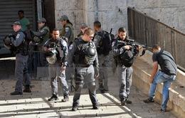 Israel bác đề nghị triển khai lực lượng quốc tế tới Jerusalem