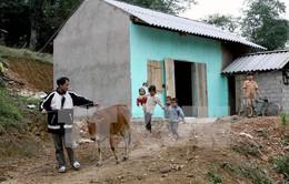 Hộ nghèo theo chuẩn mới sẽ được vay tối đa 25 triệu đồng để xây nhà