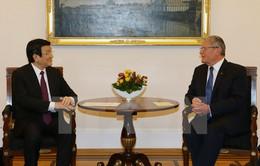 Việt Nam - Đức đẩy mạnh quan hệ hợp tác