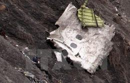 Công bố gây sốc về vụ rơi máy bay thảm khốc của Germanwings