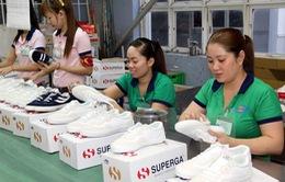 Xuất khẩu giày dép của Đồng Nai cao nhất từ trước đến nay