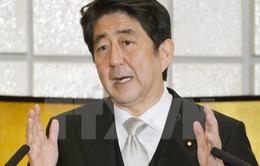 Nhật Bản viện trợ 2,5 tỷ USD cho Trung Đông chống IS