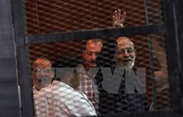 Ai Cập tuyên án tử hình thủ lĩnh tổ chức Anh em Hồi giáo