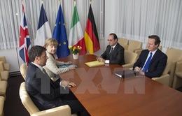Đức tuyên bố sẽ làm tất cả có thể để Hy Lạp không phá sản