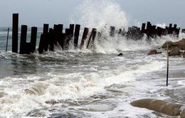 Ảnh hưởng bão số 3, gần 200 du khách mắc kẹt ở đảo Lý Sơn
