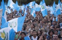 Guatemala chuẩn bị bầu cử Tổng thống mới