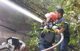 Quảng Nam: Cháy kho lưu trữ tài liệu của trụ sở UBND xã