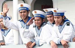 Khởi hành chuyến thăm, chúc Tết quân và dân huyện đảo Trường Sa