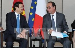 Đưa hợp tác kinh tế trở thành trụ cột của quan hệ Việt-Pháp