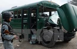 Afghanistan: Đánh bom liều chết tại khu ngoại giao ở thủ đô Kabul