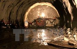Dự án hầm đường bộ qua Đèo Cả sẽ hoàn thành vào năm 2017