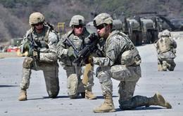 Mỹ cắt giảm 40.000 binh sỹ trong vòng hai năm tới