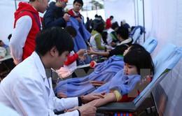 Lễ hội Xuân hồng: Sự kiện hiến máu lớn nhất trong năm