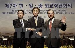 Trung - Nhật - Hàn nhất trí sớm tổ chức Hội nghị thượng đỉnh ba bên