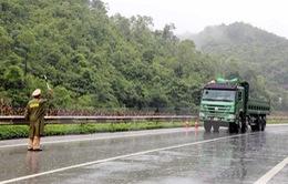 Toàn tỉnh Lạng Sơn có 30 tuyến quốc lộ và tỉnh lộ bị sạt lở