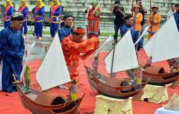 Linh thiêng Lễ khao lề thế lính Hoàng Sa trên huyện đảo Lý Sơn