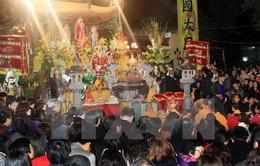 Lễ hội đền Trần Thương tại Hà Nam phát 150.000 túi lương