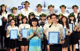 Sinh viên Bách khoa Đà Nẵng đoạt giải Tài năng Lương Văn Can