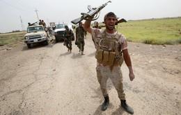 IS bị đẩy lùikhỏi các vị trí chiến lược tạiIraq và Syria