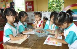 Điện Biên đạt chuẩn phổ cập giáo dục mầm non cho trẻ 5 tuổi