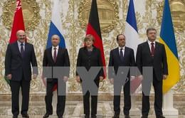 Tuyên bố chung ở Minsk ủng hộ giải quyết xung đột tại Ukraine