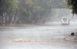 Bắc Bộ mưa dông diện rộng, vùng núi đề phòng tố lốc, mưa đá