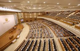 Myanmar đối thoại cấp cao về các vấn đề chính trị trong nước