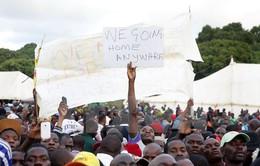 Nam Phi đưa quân đội trấn áp làn sóng bạo lực chống người nhập cư