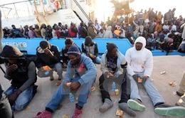Libya bắt giữ 600 người di cư trái phép tìm đường tới châu Âu