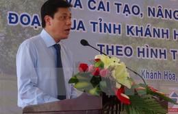 Thủ tướng bổ nhiệm lại Thứ trưởng Bộ Giao thông vận tải