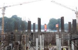 Bàn giao công trình Nhà Quốc hội chậm nhất vào cuối tháng 9