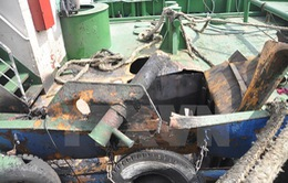 Vụ nổ tàu lai dắt ở TP.HCM: Nạn nhân thứ 2 tử vong