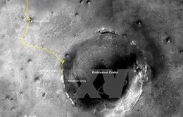 Tàu thăm dò của NASA lập kỷ lục trên Sao Hỏa