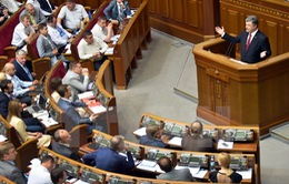 Ukraine thông qua dự luật trao thêm quyền tự trị cho miền Đông