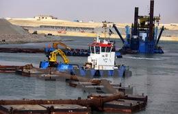 Kênh đào Suez mới sẽ vận hành thử nghiệm vào ngày 25/7