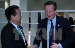 Thủ tướng tiếp xúc song phương với lãnh đạo 24 nước