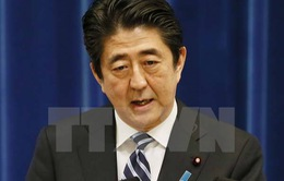 Hạ viện Nhật Bản rời ngày bỏ phiếu dự luật an ninh