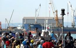 Tây Ban Nha, Italy cứu hơn 500 người di cư lênh đênh trên biển