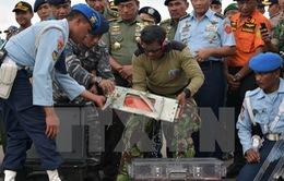 Indonesia trục vớt thành công hộp đen của QZ8501