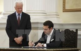 Thủ tướng Hy Lạp công bố nội các mới