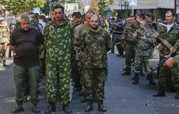Ukraine: Lực lượng ly khai thả 16 tù binh thuộc quân Chính phủ