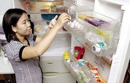 Bảo quản thực phẩm trong mùa hè