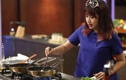 Vua đầu bếp Việt 2015: Thí sinh nhỏ tuổi nhất thừa nhận đã quá chủ quan